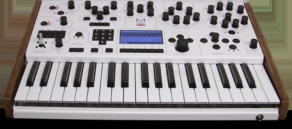Modal Electronics 001 Hybrid Duophonic Synthesizer