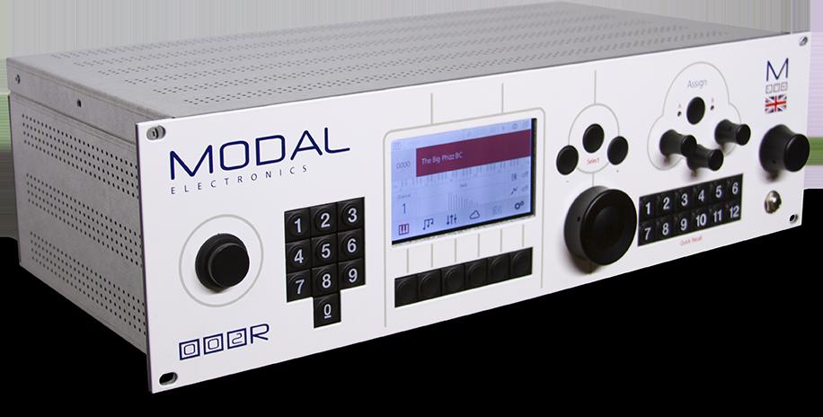 Modal Electronics 002R 8-Voice Rackmount Hybrid Polyphonic Synthesizer