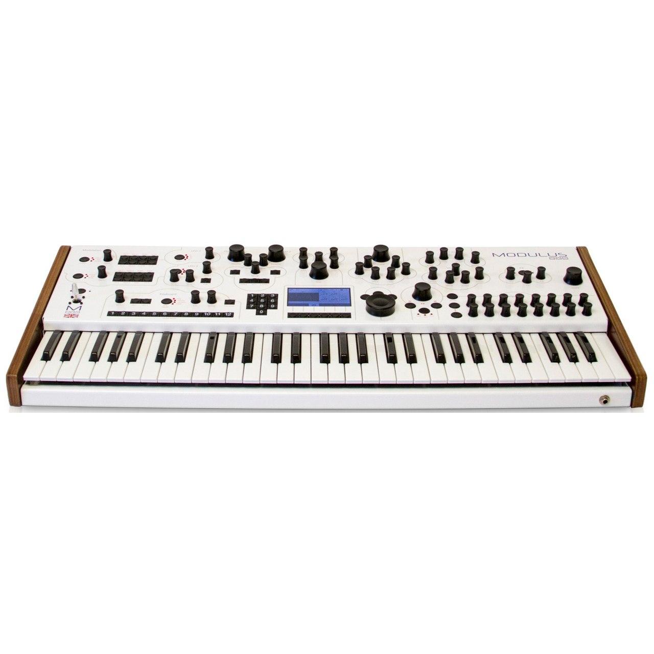 Modal Electronics 002 12-Voice Hybrid Polyphonic Synthesizer