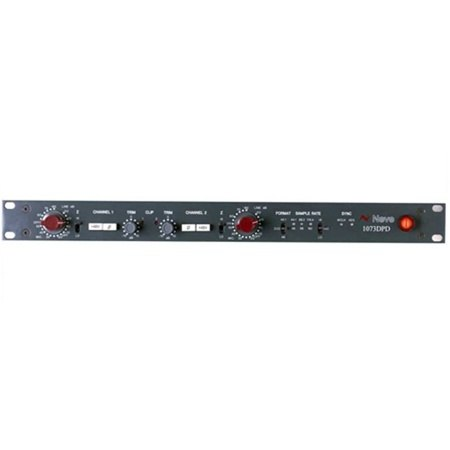 AMS NEVE 1073 DPD Stereo Microphone Preamp