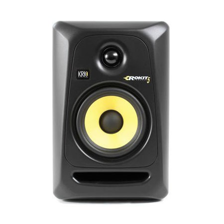 KRK ROKIT 5 G3 Active Studio Monitor, Single