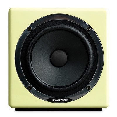 Avantone Active MixCubes Reference Monitors Butter Cream, Single