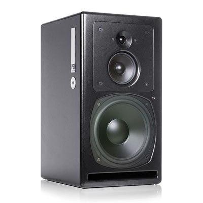 PSI A25-M Active Studio Monitor Black Single
