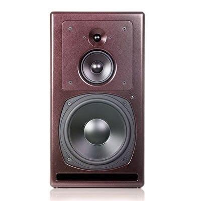 PSI A25-M Active Studio Monitor Red Single