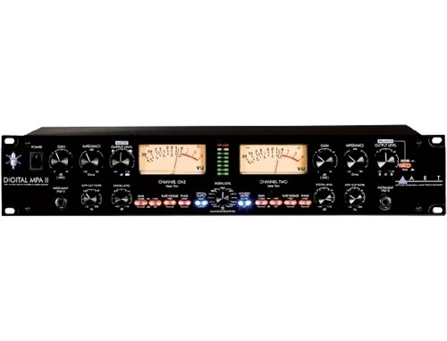ART Digital MPA II Microphone Preamp