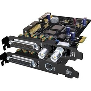 RME HDSPe AES-32 PCIe 32-Channel 24 Bit/192 kHz AES I/O Card, PCIe Version