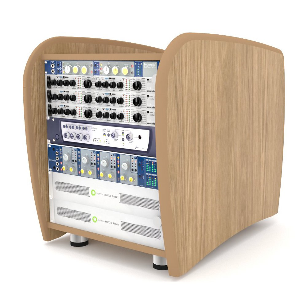 AKA Design ProLite 12U Rack
