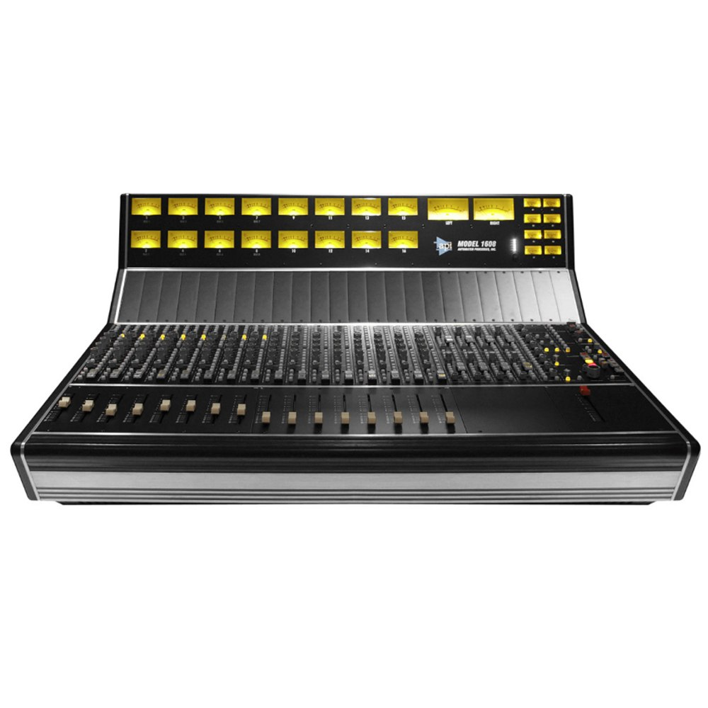 API 1608 Mixing Desk (Unloaded)
