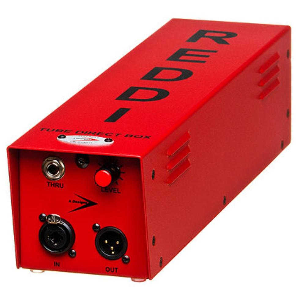 A-Designs Reddi Tube DI Box