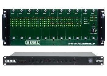 Burl B80 Mothership Modular AD/DA System