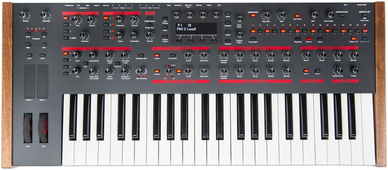 Dave Smith Instruments Pro 2 Hybrid Synthesizer