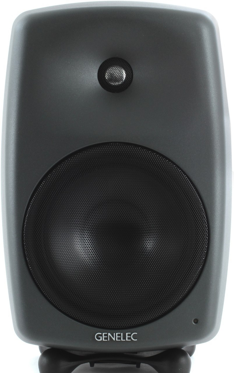 Genelec 8050BPM 2-Way Monitor, Dark Grey - Single