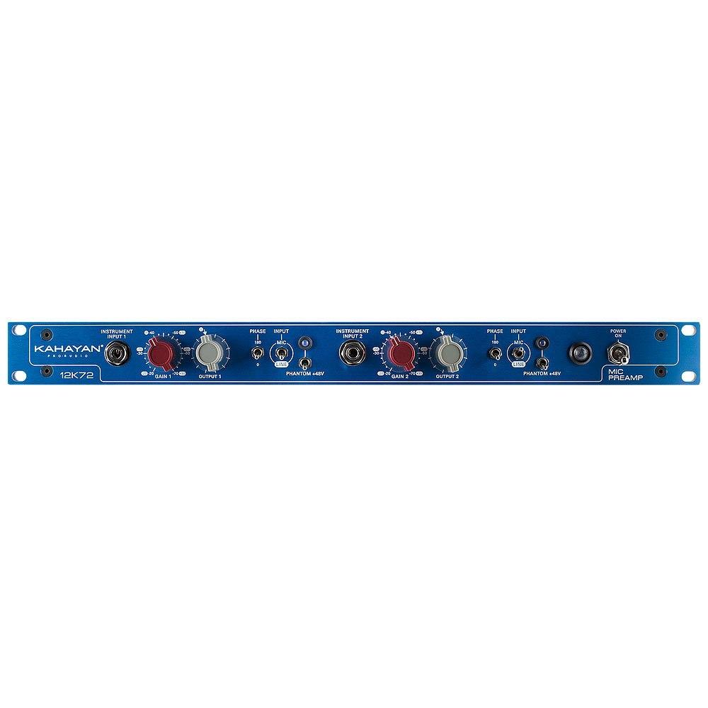 Kahayan 12K72 Stereo Pre Amp