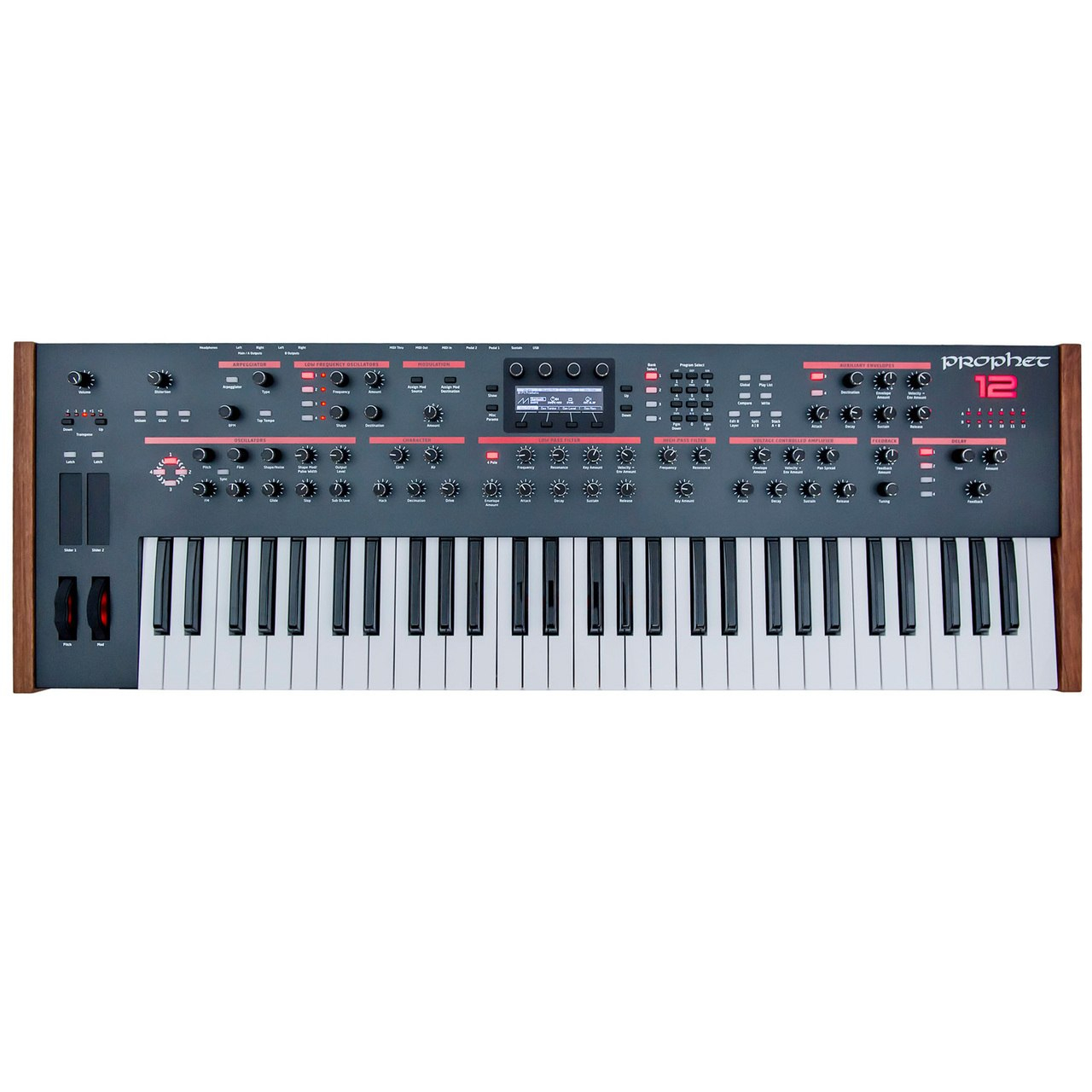Dave Smith Instruments Prophet 12 Hybrid Synthesizer