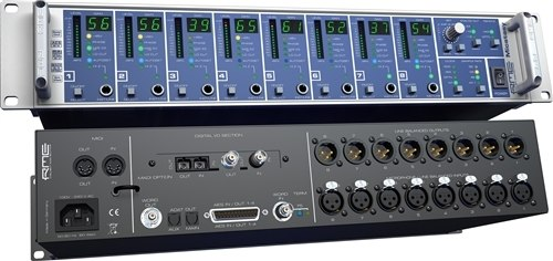RME Micstasy 8 Channel Full Range Preamp and AD Converter