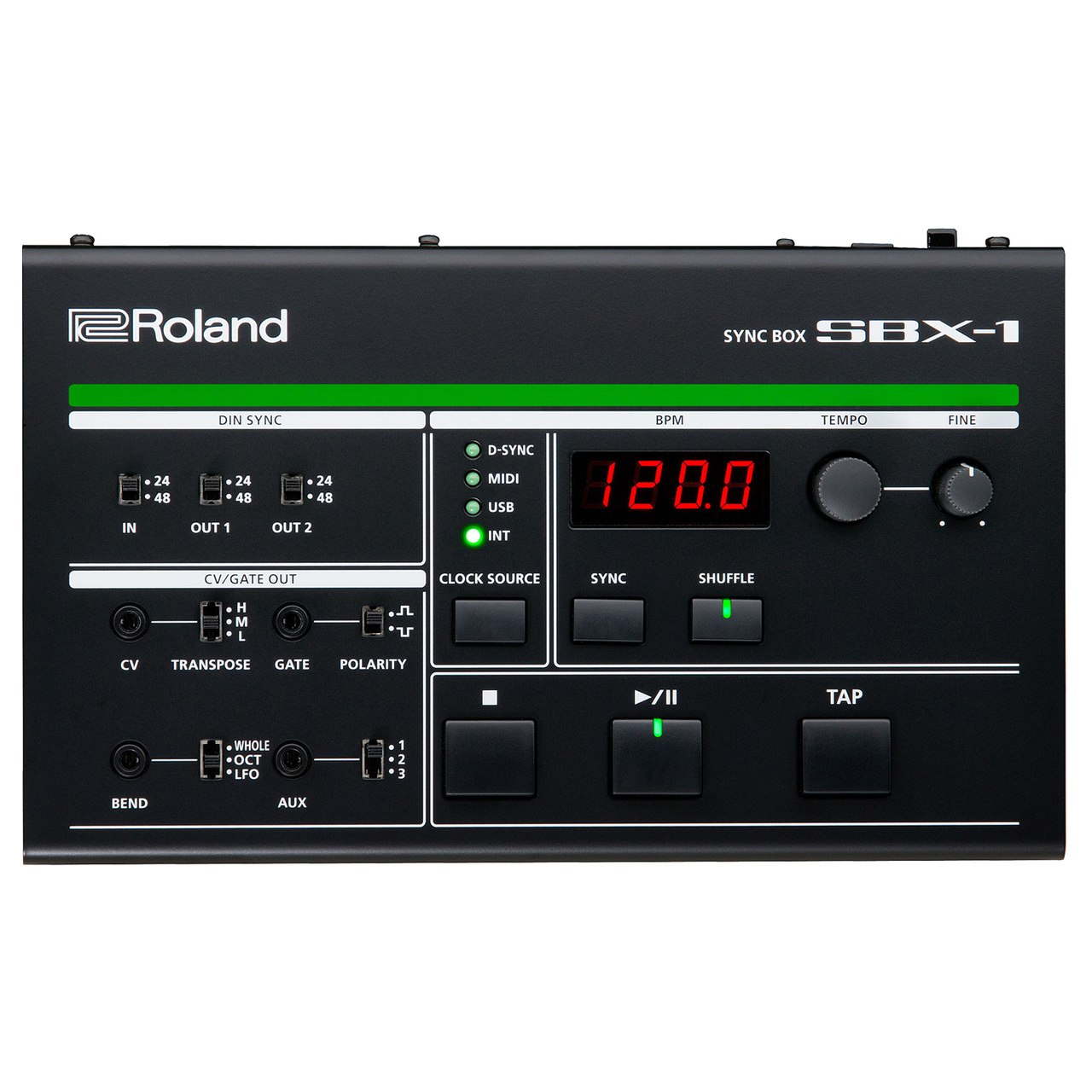 Roland AIRA SBX-1 Multi-Format Sync Box