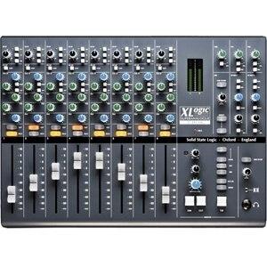 SSL XLogic SuperAnalogue X-Desk Summing Mixer