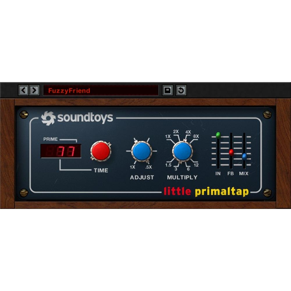 SoundToys Little PrimalTap VST AU RTAS Mac/Windows | Kazbar