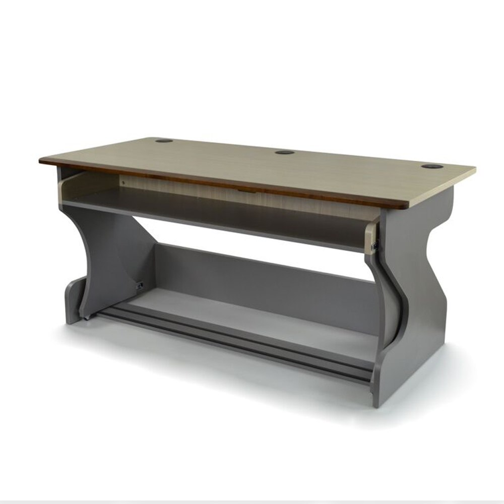ZAOR MIZA Z Studio Desk Grey Oak