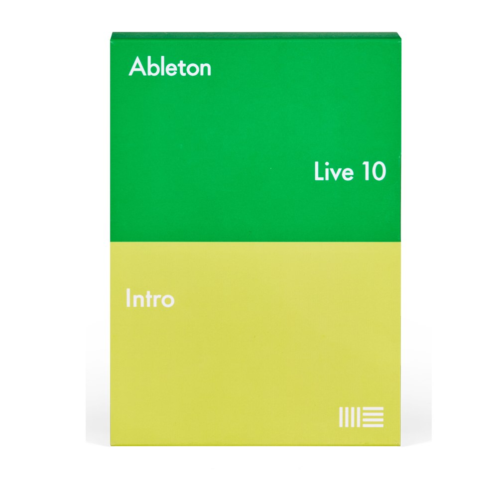 Ableton Live 10 Intro - Download
