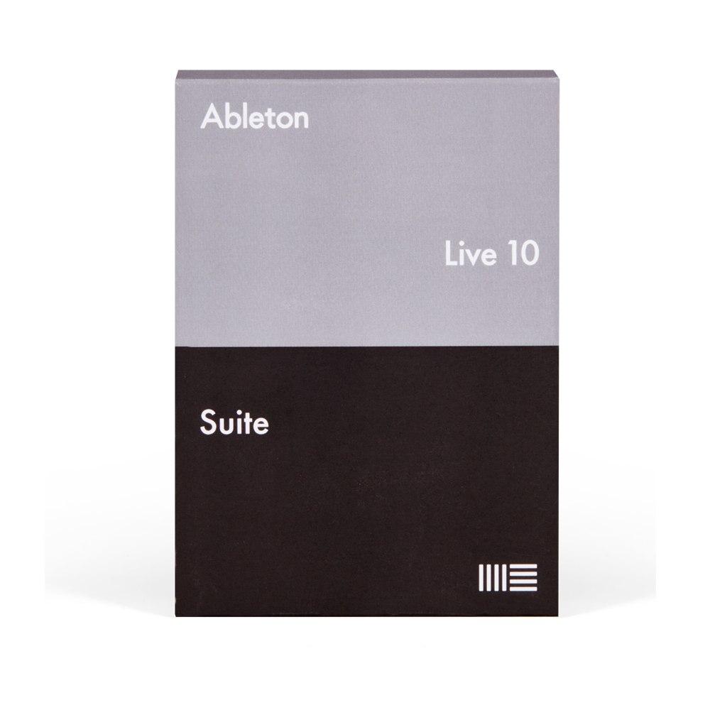 Ableton Live 10 Suite - Download