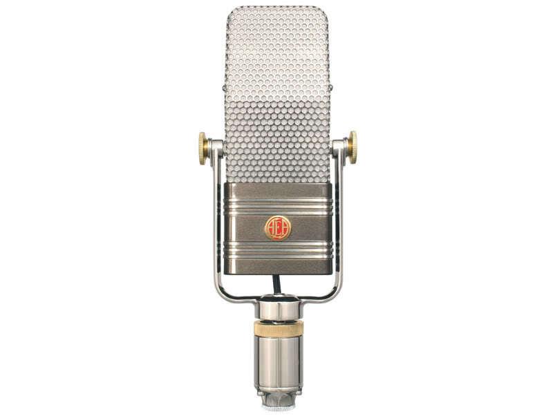 AEA A440 Phantom Powered Ribbon Microphone