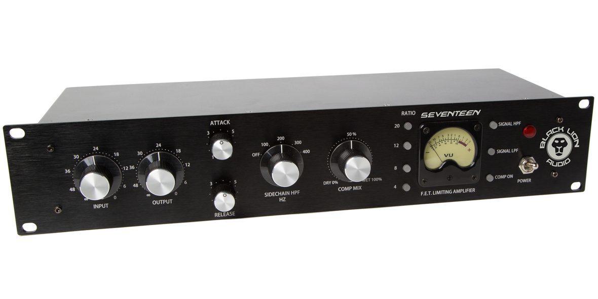Black Lion Audio Seventeen, Mono FET Compressor