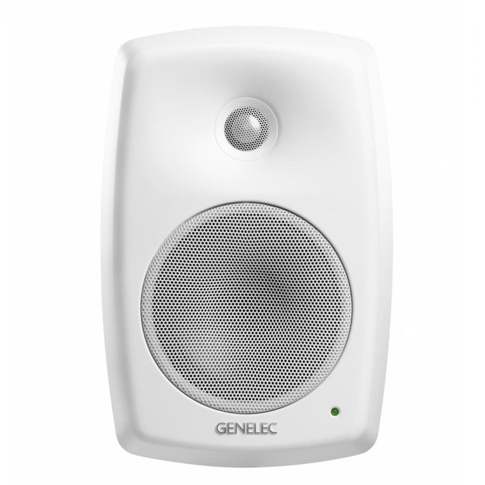 Genelec 8030CW Compact 2 way monitor (white)
