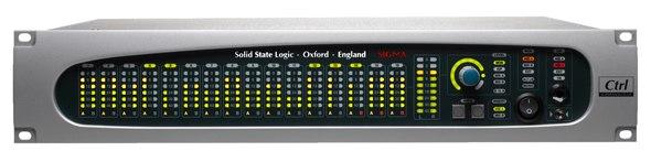 SSL Sigma Remote Controlled Analogue Mix Engine