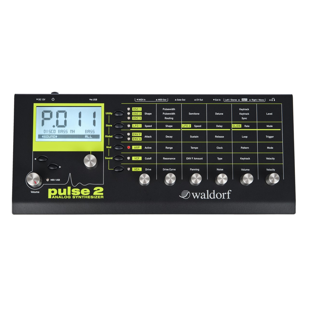 Waldorf Pulse 2 Analogue Synthesizer Module