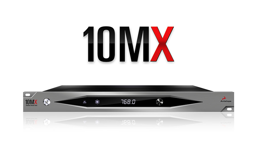 Antelope Audio 10MX available from Kazbar Systems