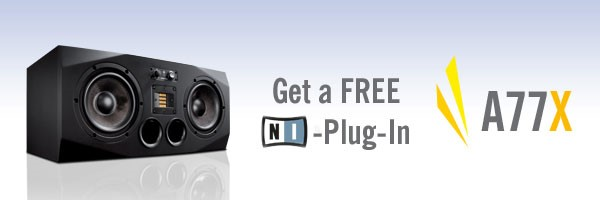 Adam Audio A77X available from Kazbar Systems