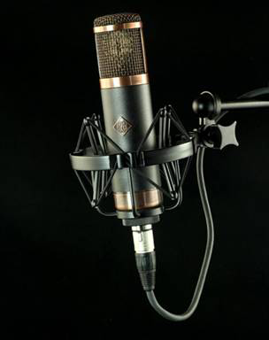 Telefunken CU29 Condenser Microphone available from Kazbar Systems