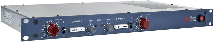 Neve 1073DPA Dual Channel Mic Preamp available from Kazbar Systems