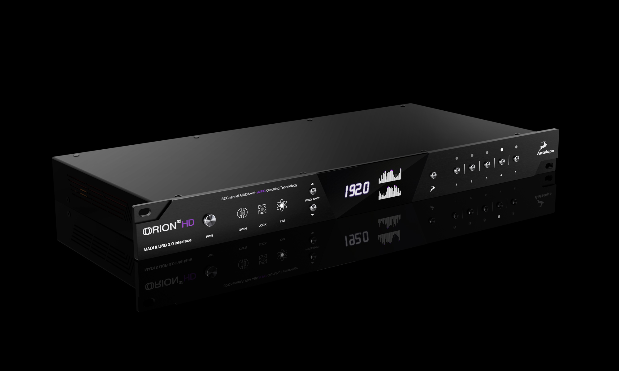 Antelope Audio Orion 32HD available from Kazbar Systems