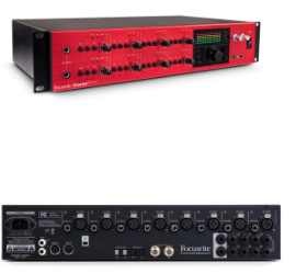 Focusrite 8PreX available from Kazbar Systems