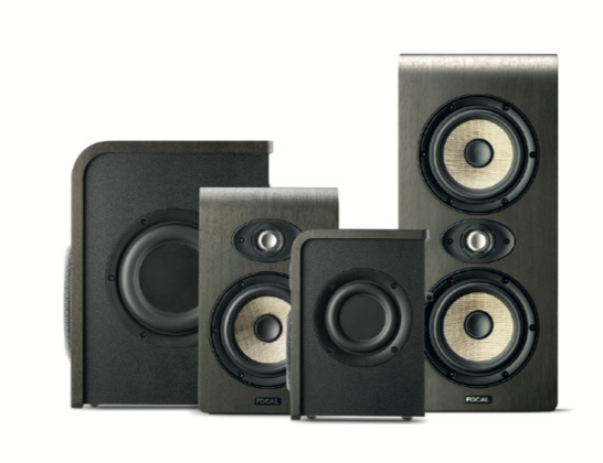 Focal Shape Speakers available from Kazbar Systems