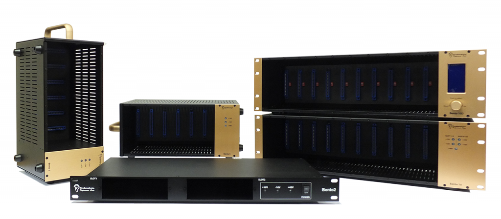 Frednstein Bento 500 Series Power Supply Racks available from Kazbar Systems
