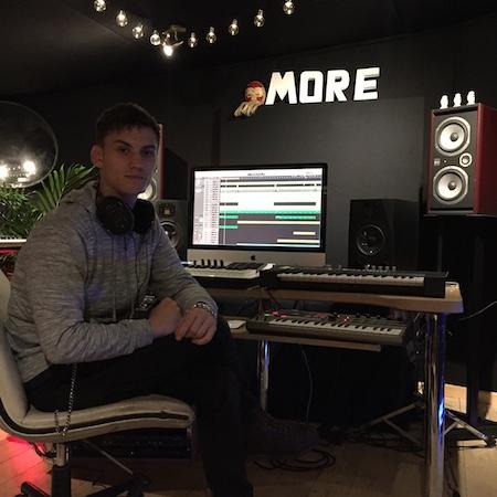 Josh Squash Studio Installation from Kazbar Systems