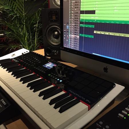 Nektar Panorama P4 Controller Keyboard available from Kazbar Systems