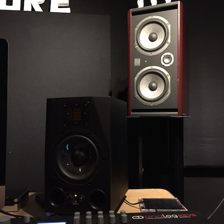 Active Monitor Speakers available from Kazbar Systems