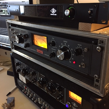 Invader Music purchase Universal Audio Apollo 16 from Kazbar Systems