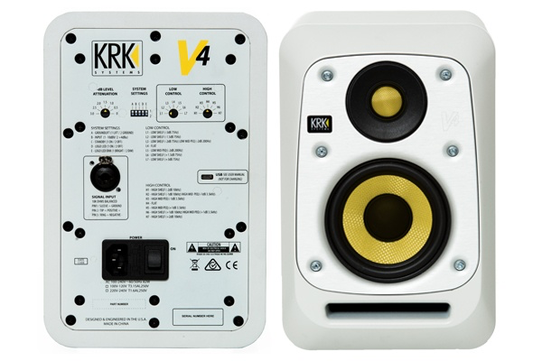 KRK White Noise Series available from Kazbar Systems
