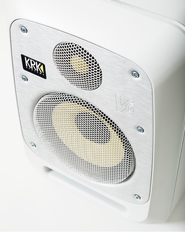 KRK White Noise speakers available from Kazbar Systems