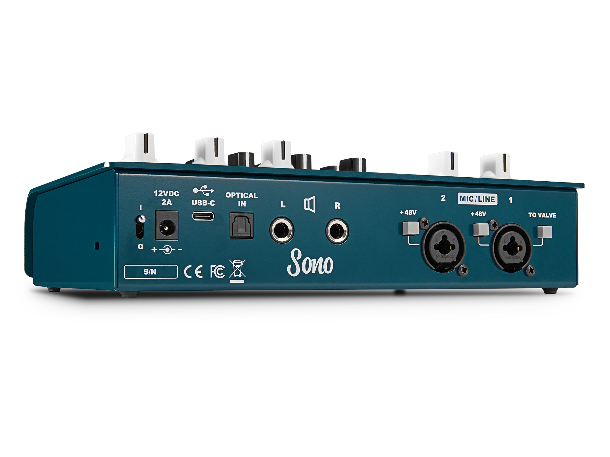 Audient Sono Guitar Audio Interface available from Kazbar Systems