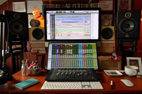 Wag Marshall-Page Studio Upgrade from Kazbar Systems