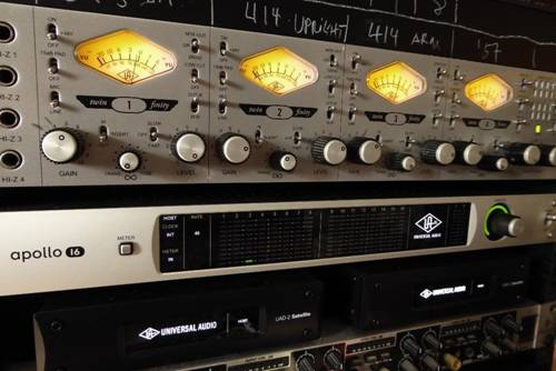 Universal Audio 4-710D available from Kazbar Systems