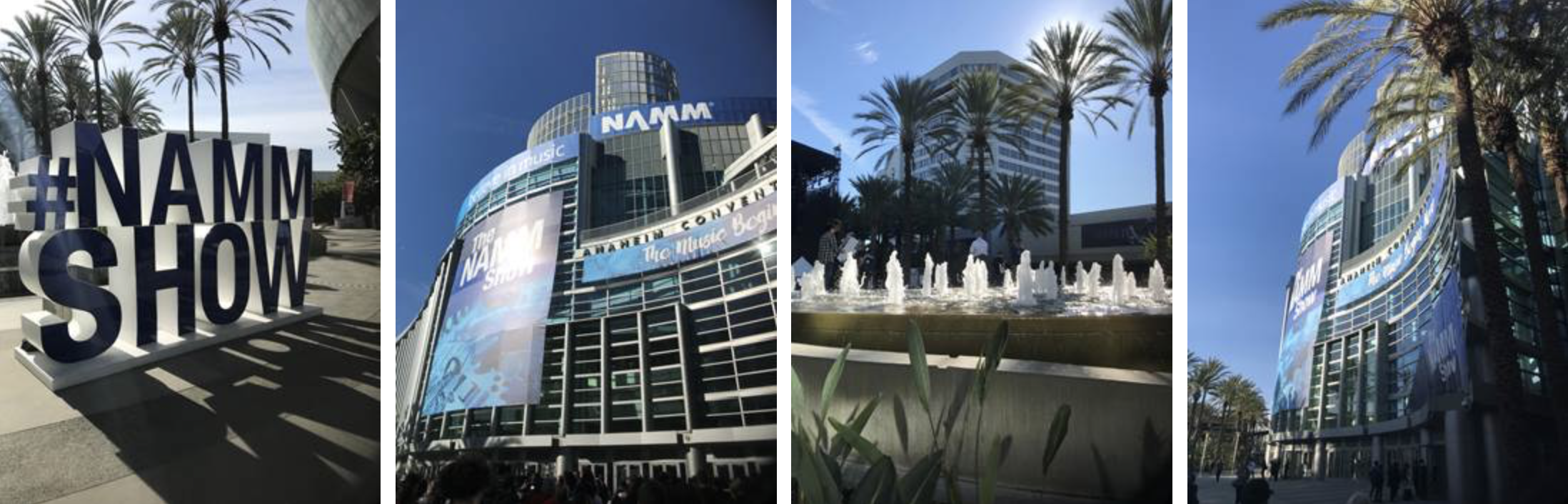 NAMM 2019 Show from Kazbar Systems