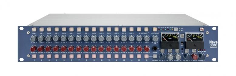Neve 8816 Summing Mixer available from Kazbar Systems