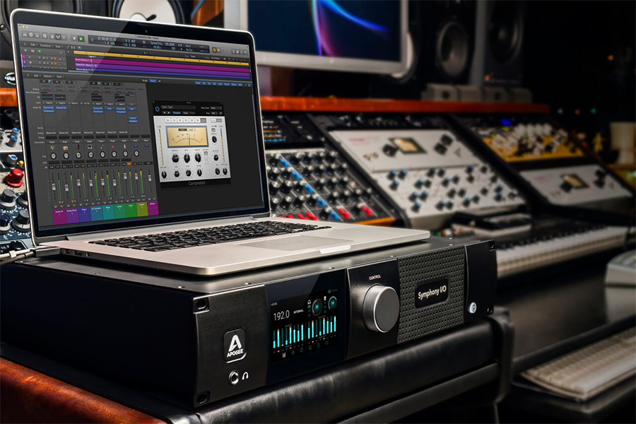 Apogee Symphony MKII available from Kazbar Systems